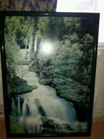 Water Fall picture {known as peace}