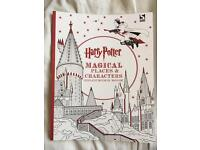 Harry Potter colouring book - brand new