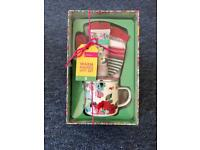 Joules warm hands gift set