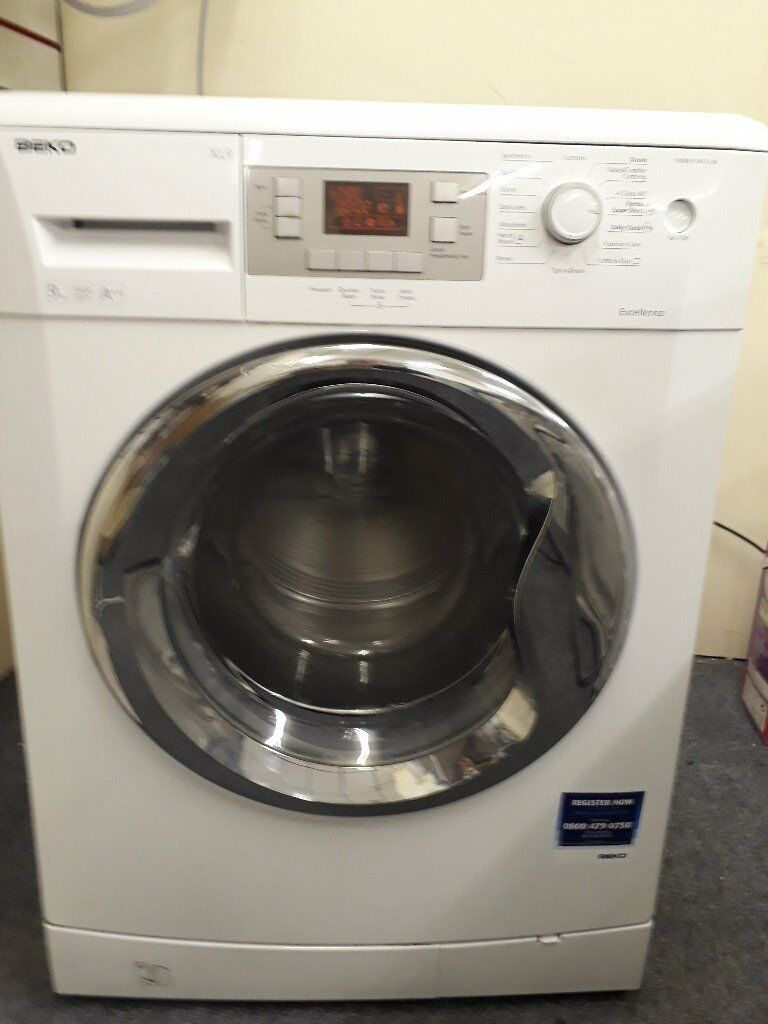 Beko WMB91442 'Excellence' Reconditioned 1400 Spin 9KG Load Washing Machine