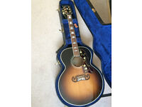 Gibson SJ200 Acoustic Guitar-Sell or Part exchange