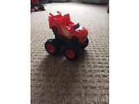 Blaze and the monster machines car RRP £10