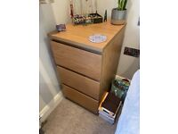 IKEA bedside table, great condition!