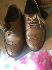 Toddler brogues 2 pairs