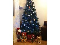 Beautiful Artificial Christmas Tree