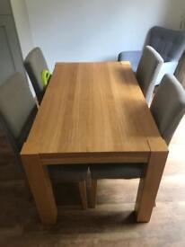 Ikea - Oak Dining Table