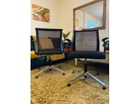 STEELCASE Sarb Mesh Swivel Office Meeting Chair *Brand New* RRP £600