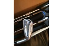 Brand new Taylor made Speedblades and 2nd hand Clubs for sale