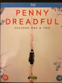 Penny Dreadful - Seasons 1-2 (Blu-ray)