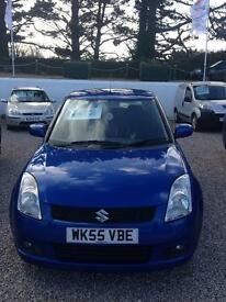 Suzuki swift 12 months mot 6 months warranty