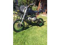 150cc 4 stroke quick bike