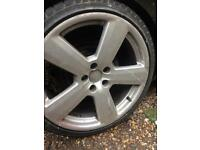 "19"" vw ,,Audi alloys swap only"
