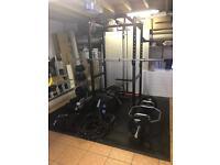 Gym equipment - see list!