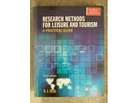 Research Methods for Leisure and Tourism: A Practical Guide (Veal, 3rd Edition, 2006)
