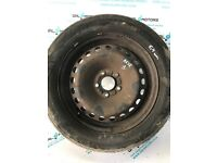 FORD GALAXY MK3 S-MAX MONDEO MK4 2007-2010 STEEL WHEEL WITH TYRE R16 AG58-2