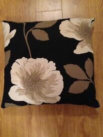 Next Poppy Natural large cushion
