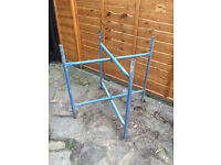 Gardeners Work Stand, Workbench, Table base -- ( BARGAIN - OPEN TO OFFERS )