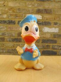 vintage Donald Duck figure 1960ies