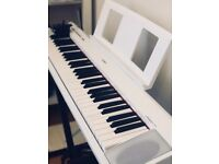 Yamaha NP12 Digital Piano with Stand & Pedal (Good Condition)