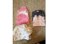Large 6-9 months girl clothes