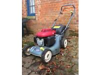 Honda IZY mower. just been serviced, good runner. starts first pull.