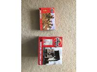 Airfix Resin Building and Troops