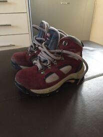 Childrens Walking Boots - Size 10