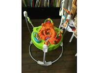 Jumperoo used 3weeks £45 ONO