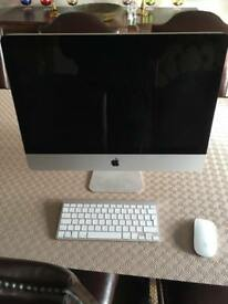 Apple iMac 2010 3.06 21inch (needs new video card and hard drive)