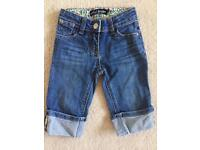 Girl's Mini Boden Jeans - Age 3 Year
