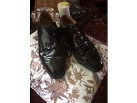 Men's kilt shoes size 11