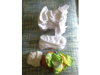 """Little Lamb """"Terry"""" style re-usable washable nappies"""