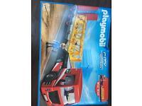 Playmobile Transporter Lorry