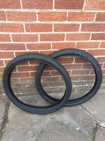 Schwalbe Super Moto-X tyres set