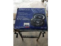 Kenwood KFC- 6959ie 200w car speakers