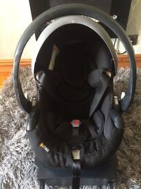 iZiGo car seat and isofix by Be Safe