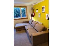 Dwell Corner Sofa Bed