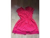 4 dresses age 4-5 £8
