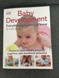 Baby Development Book