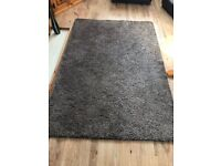 Ikea Brown/Grey Rug