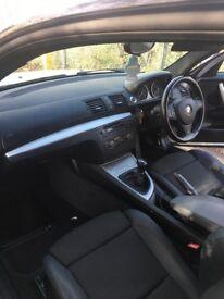 BMW 1 Series WHITE MSPORT Quick Sale