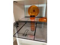 Omlet Hamster/Gerbil Cage