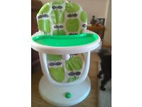 Cosatto Baby's High Chair