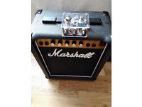 Marshall amp swap