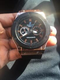 Hubolt geneve watch REALLY CHEAP