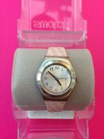 Brand new swatch watch never worn Christmas presen