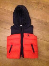 Baby Gilet 3-6 Months