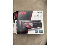 JVC KD-R331 Car Radio