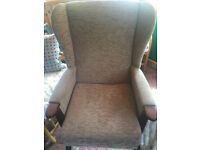 Wingback Armchair wing back chair