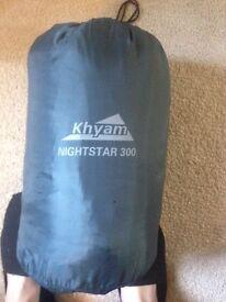 Khyam Nightstar 300 Sleeping Bag